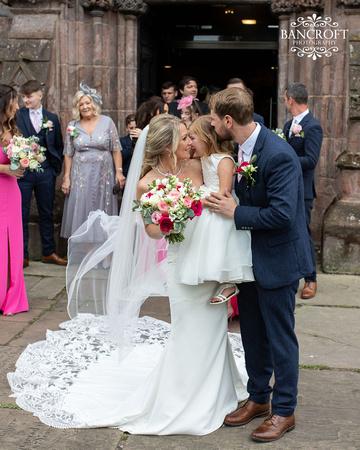 John & Claire Fir Grove Wedding 00407
