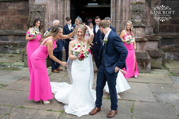John & Claire Fir Grove Wedding 00399