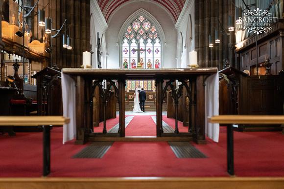 John & Claire Fir Grove Wedding 00389