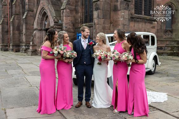 John & Claire Fir Grove Wedding 00437