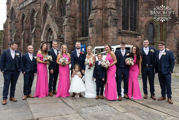 John & Claire Fir Grove Wedding 00445