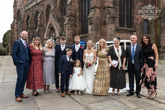 John & Claire Fir Grove Wedding 00470