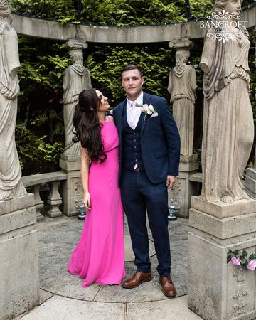 John & Claire Fir Grove Wedding 00591