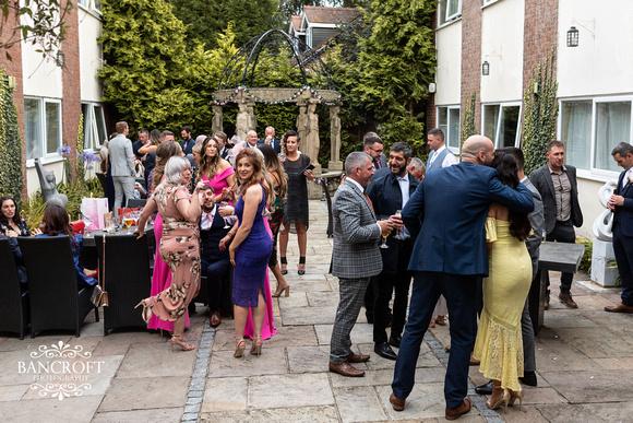 John & Claire Fir Grove Wedding 00776