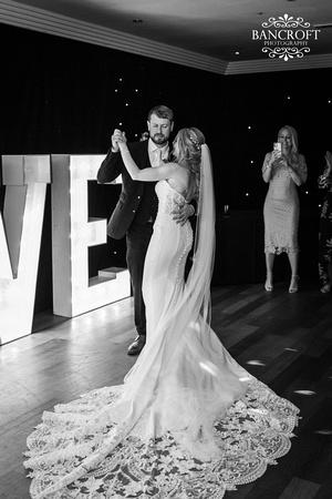 John & Claire Fir Grove Wedding 00967
