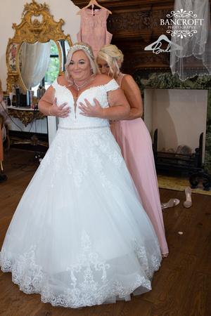 Mark & Sue - Tyn Dwr Hall Wedding 00162