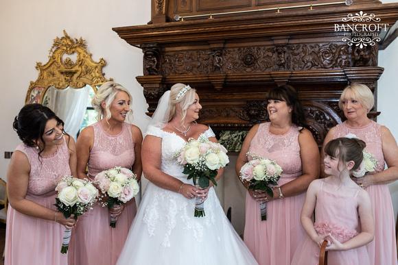 Mark & Sue - Tyn Dwr Hall Wedding 00191