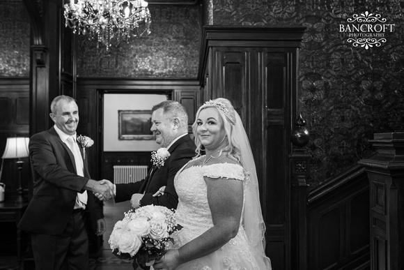 Mark & Sue - Tyn Dwr Hall Wedding 00217