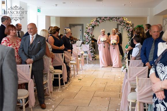 Mark & Sue - Tyn Dwr Hall Wedding 00230