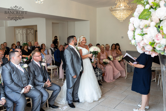 Mark & Sue - Tyn Dwr Hall Wedding 00254