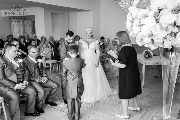 Mark & Sue - Tyn Dwr Hall Wedding 00303