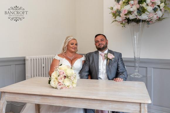 Mark & Sue - Tyn Dwr Hall Wedding 00329