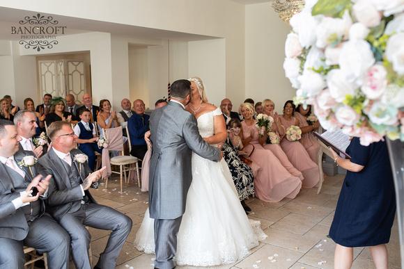 Mark & Sue - Tyn Dwr Hall Wedding 00316