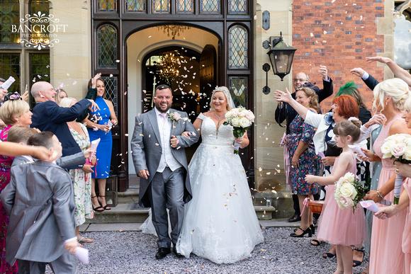 Mark & Sue - Tyn Dwr Hall Wedding 00348