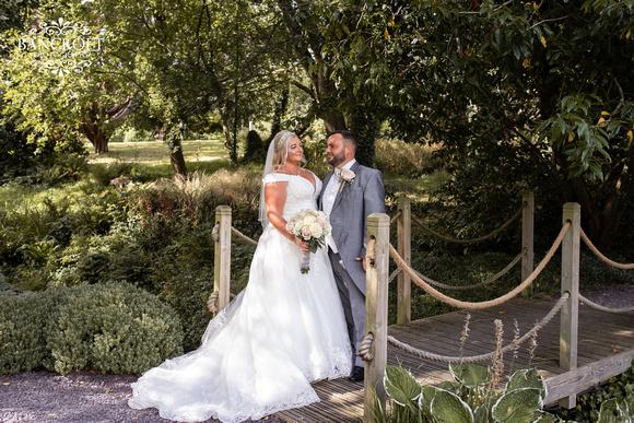 Mark & Sue - Tyn Dwr Hall Wedding 00378