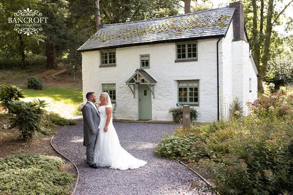 Mark & Sue - Tyn Dwr Hall Wedding 00404