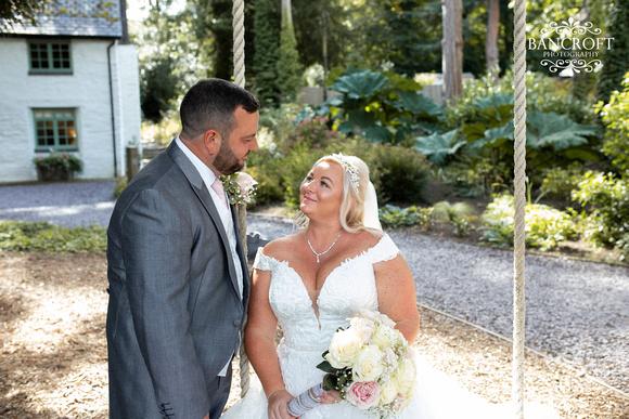 Mark & Sue - Tyn Dwr Hall Wedding 00422