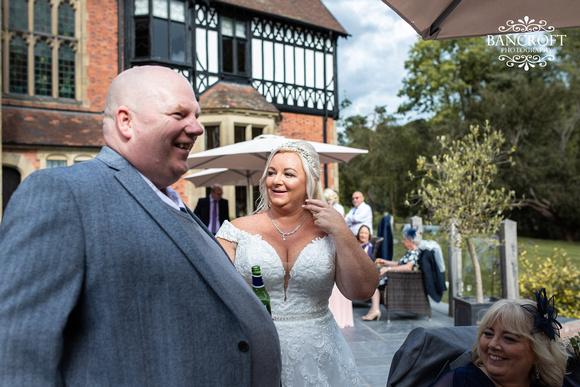 Mark & Sue - Tyn Dwr Hall Wedding 00466
