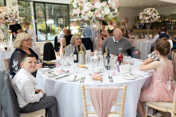 Mark & Sue - Tyn Dwr Hall Wedding 00541
