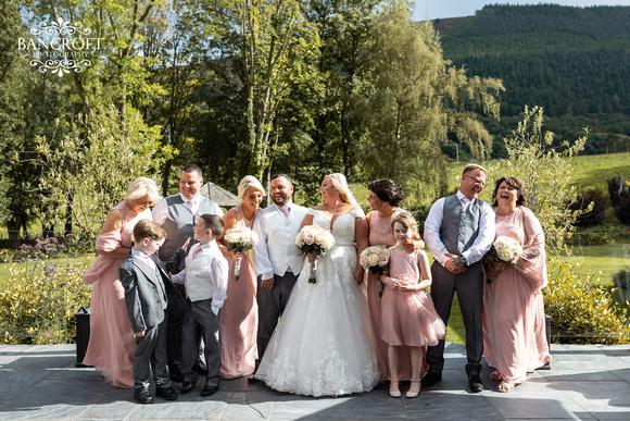 Mark & Sue - Tyn Dwr Hall Wedding 00539