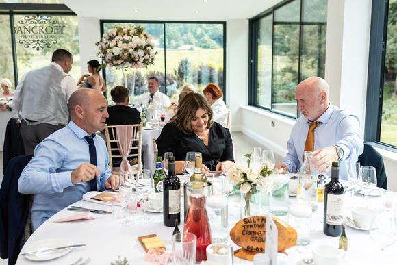 Mark & Sue - Tyn Dwr Hall Wedding 00548