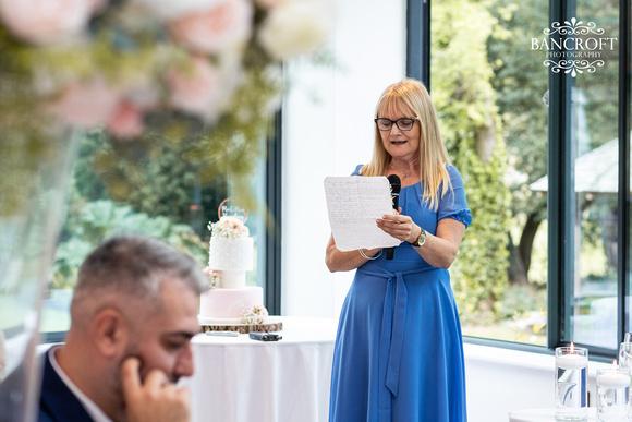 Mark & Sue - Tyn Dwr Hall Wedding 00654