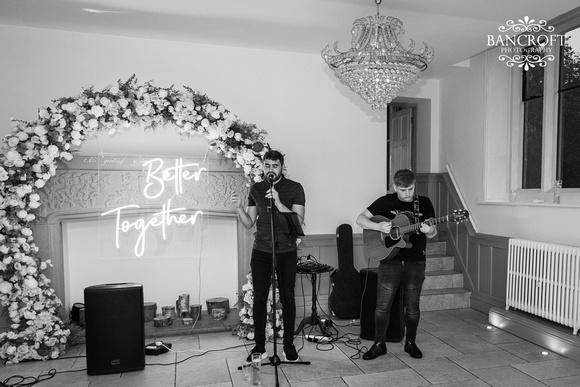 Mark & Sue - Tyn Dwr Hall Wedding 00779