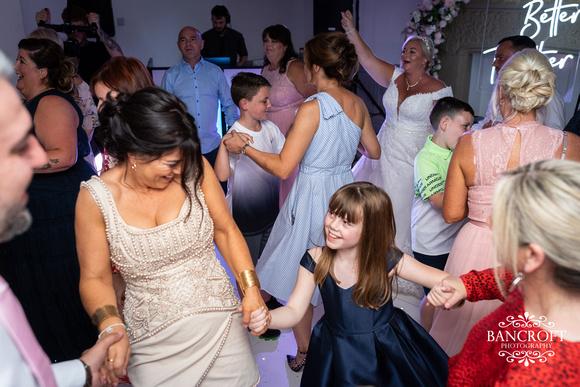 Mark & Sue - Tyn Dwr Hall Wedding 00869