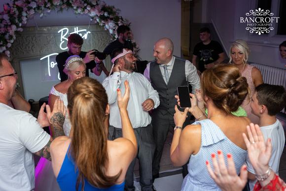 Mark & Sue - Tyn Dwr Hall Wedding 00891