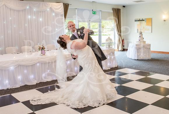 Robert & Kim Thornton Hall Wedding 0941