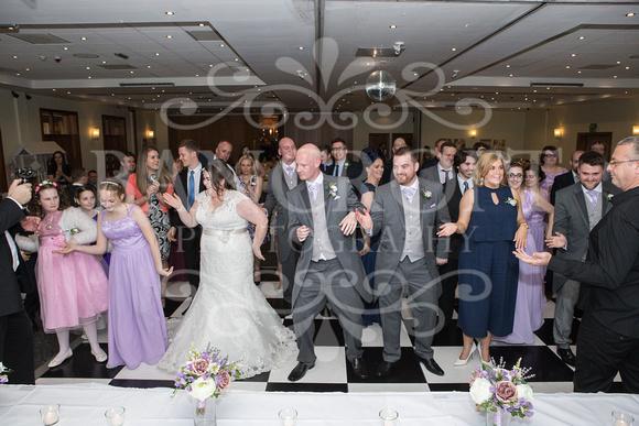 Robert & Kim Thornton Hall Wedding 3633
