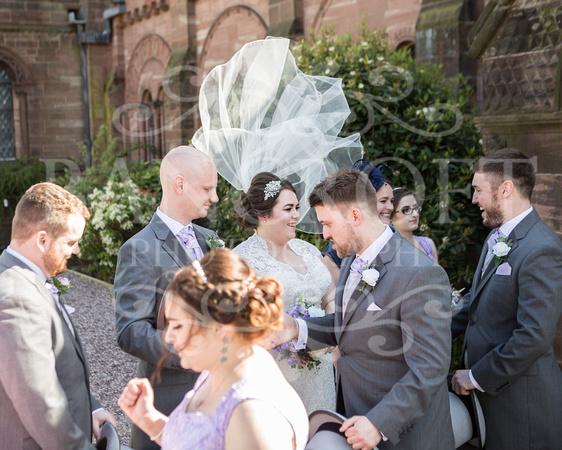 Robert & Kim Thornton Hall Wedding 2853