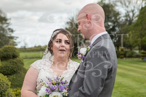 Robert & Kim Thornton Hall Wedding 0643
