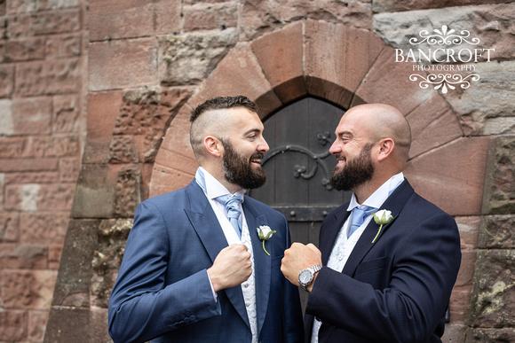 Scott & Gemma Peckforton Castle Wedding 00103