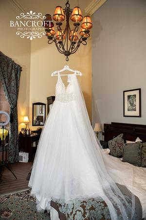 Scott & Gemma Peckforton Castle Wedding 00149