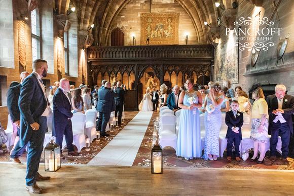 Scott & Gemma Peckforton Castle Wedding 00233