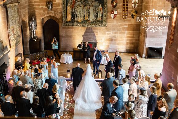 Scott & Gemma Peckforton Castle Wedding 00245