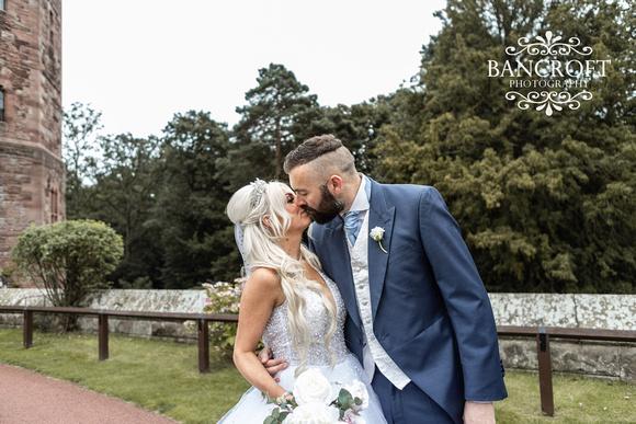 Scott & Gemma Peckforton Castle Wedding 00409