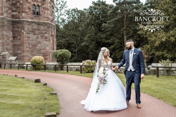 Scott & Gemma Peckforton Castle Wedding 00417