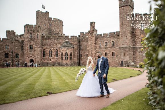 Scott & Gemma Peckforton Castle Wedding 00424