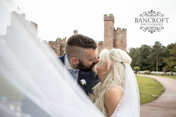 Scott & Gemma Peckforton Castle Wedding 00429