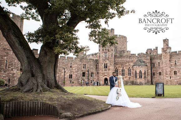Scott & Gemma Peckforton Castle Wedding 00434