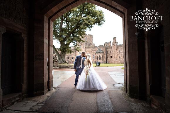 Scott & Gemma Peckforton Castle Wedding 00443