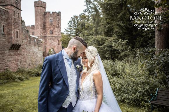 Scott & Gemma Peckforton Castle Wedding 00476