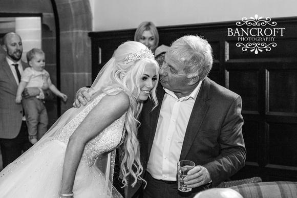 Scott & Gemma Peckforton Castle Wedding 00540
