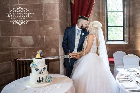 Scott & Gemma Peckforton Castle Wedding 00634