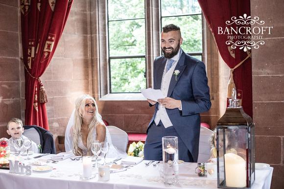 Scott & Gemma Peckforton Castle Wedding 00678