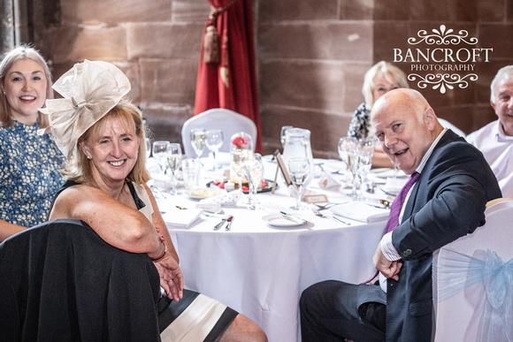 Scott & Gemma Peckforton Castle Wedding 00694