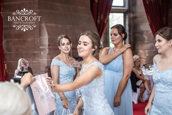 Scott & Gemma Peckforton Castle Wedding 00713