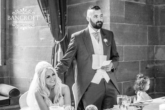 Scott & Gemma Peckforton Castle Wedding 00721